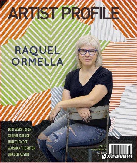 Artist Profile – May 2018