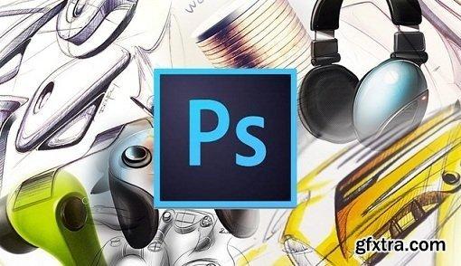 Photoshop Designer - Sketch like an industrial designer