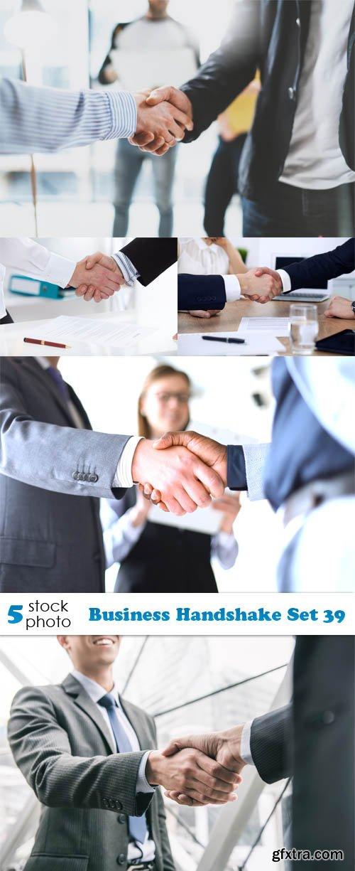 Photos - Business Handshake Set 39