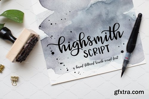 CM - Highsmith Script 2490556