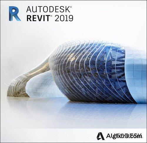 Autodesk Revit 2019.0.1 Multilingual