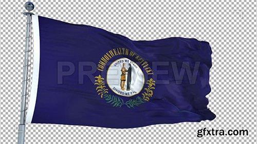 Kentucky Flag 73927