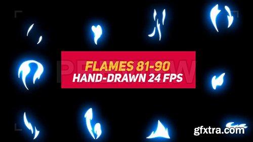 Liquid Elements 2 Flames 81-90 82450