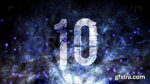 Grunge Countdown 82404