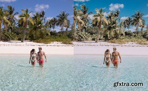 Bahamas Photographer - Bahamas Collection Lightroom Presets