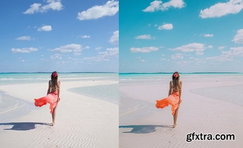 Bahamas Photographer - Bahamas Collection Lightroom Presets