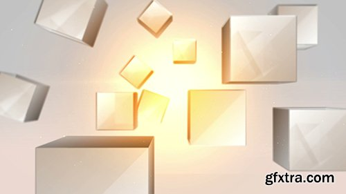 Cubes Motion Background 82603