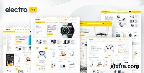ThemeForest - Electro v2.0.6 - Electronics Store WooCommerce Theme - 15720624