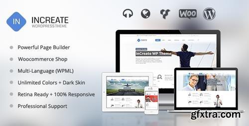 ThemeForest - inCreate v1.2.5 - Responsive MultiPurpose WordPress Theme - 6925109