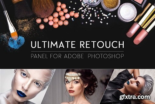 Ultimate Retouch Panel 3.8.10 for Adobe Photoshop
