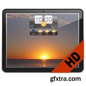 Weather HD: Forecast, Live Wallpaper, Screensaver 4.0.0 MAS+In-App