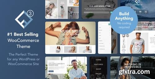 ThemeForest - Flatsome v3.6.0 - Multi-Purpose Responsive WooCommerce Theme - 5484319 - NULLED