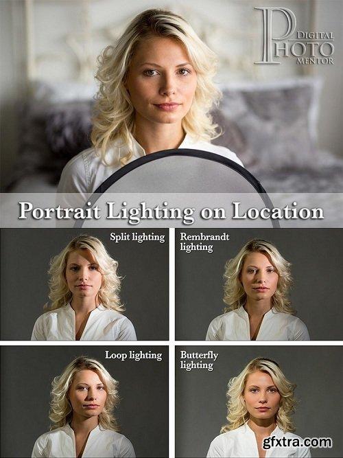 Digital Photo Mentor - Portrait Lighting on Location