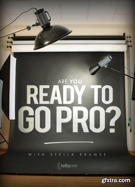 KelbyOne - Are You Ready to Go Pro?