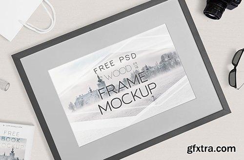 Photography Frame Mockup