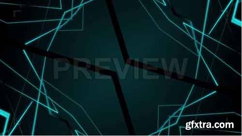 Geometric Abstract Background - Motion Graphics 83299