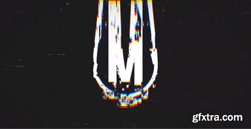 Glitch Logo - After Effects 84015