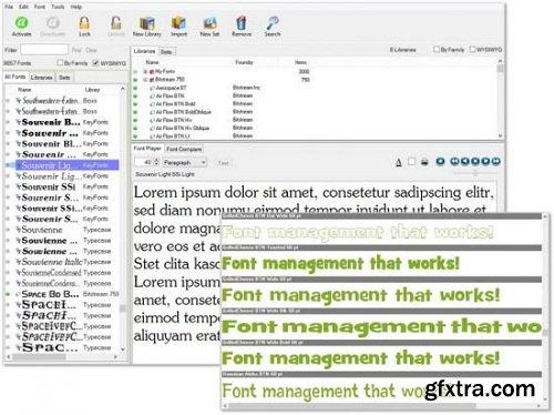 Insider Software FontAgent Pro 4.5.004