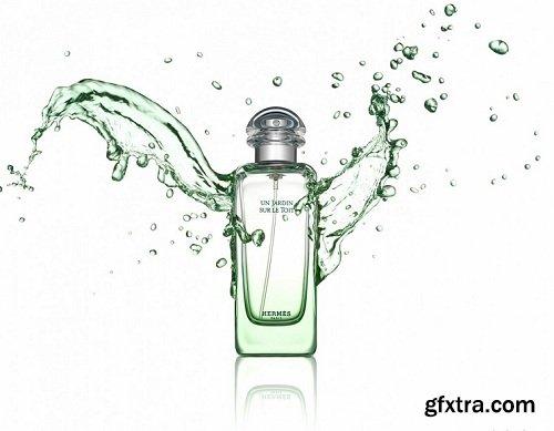 Alex Koloskov - Advertising Liquid and Splash Photography Workshop: Perfume