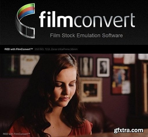 FilmConvert Pro 2.39 for Adobe After Effects & Premiere Pro