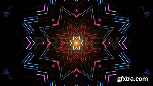 Neon Flowers 82839