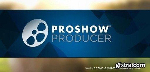 Photodex ProShow Producer 8.0.3645