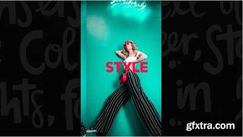 Fashion Stories - Premiere Pro Templates 83357