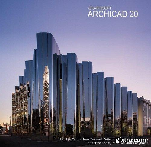 GraphiSoft ArchiCAD 20 Build 5025