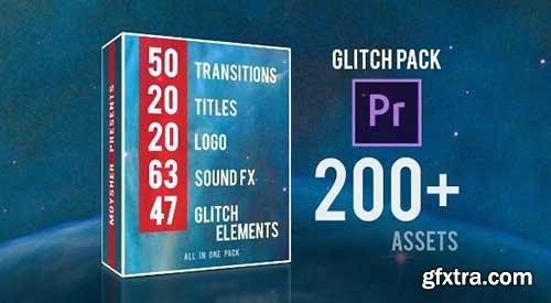 Glitch Pack - Premiere Pro Templates 83862