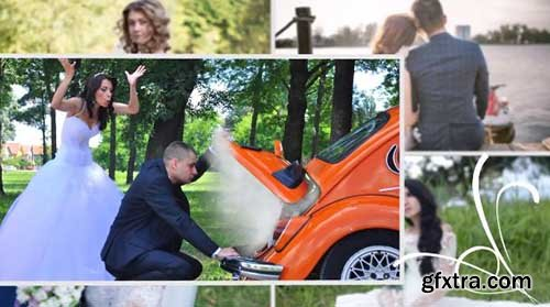 Wedding Slideshow - Premiere Pro Templates 83851