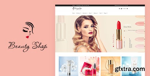 ThemeForest - Beauty Store v1.3 - Cosmetics and Fashion Beauty Shopify Theme - 20187823