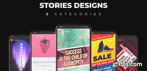 Videohive - Instagram Stories - 21895564