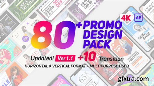 Videohive - Promo Design Pack V1.1 (Updated 18 May 2018) - 21877188