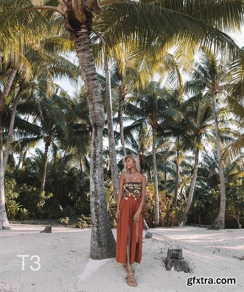 DoYouTravel Tahiti Lightroom Presets