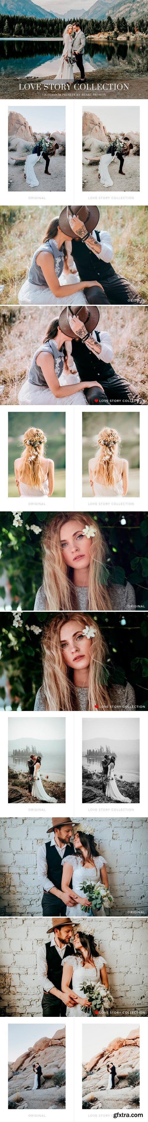 CM - LOVE STORY LIGHTROOM PRESETS 2514677