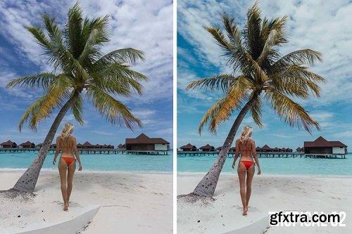Jolie Janine Presets - Tropical Pack