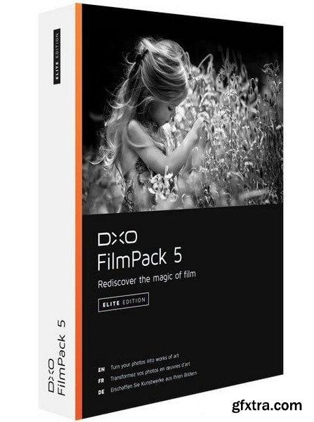 DxO FilmPack 5.5.21 Build 591 Elite Multilingual Portable