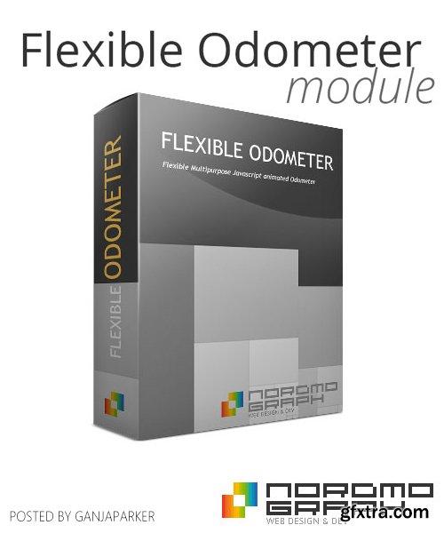 Flexible Odometer Counter and Circular Progress Bar module for Joomla v1.3