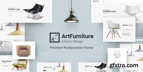 ThemeForest - ArtFurniture v1.0 - Responsive OpenCart Theme - 22033634
