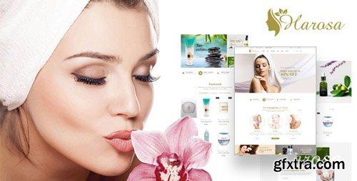 ThemeForest - Harosa v1.0 - Cosmetics and Beauty Prestashop Theme - 22022233