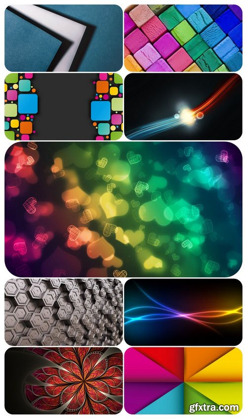 Wallpaper pack - Abstraction 17