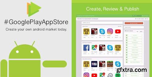 CodeCanyon - Google Play App Store [CMS] v1.3 - 20614679