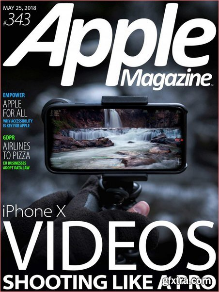 AppleMagazine – May 25, 2018