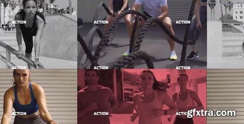 Action Sports Opener - Premiere Pro Templates 84464