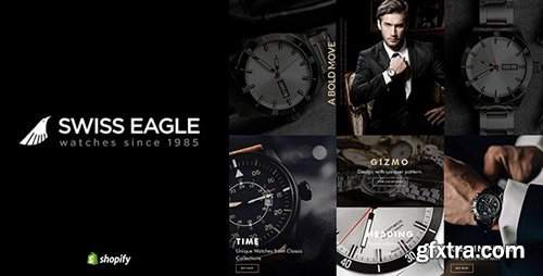 ThemeForest - Swiss Eagle v1.4 - Watch Shopify Theme - 19398823
