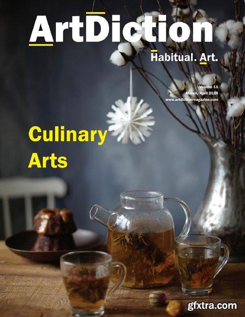 ArtDiction - March-April 2018