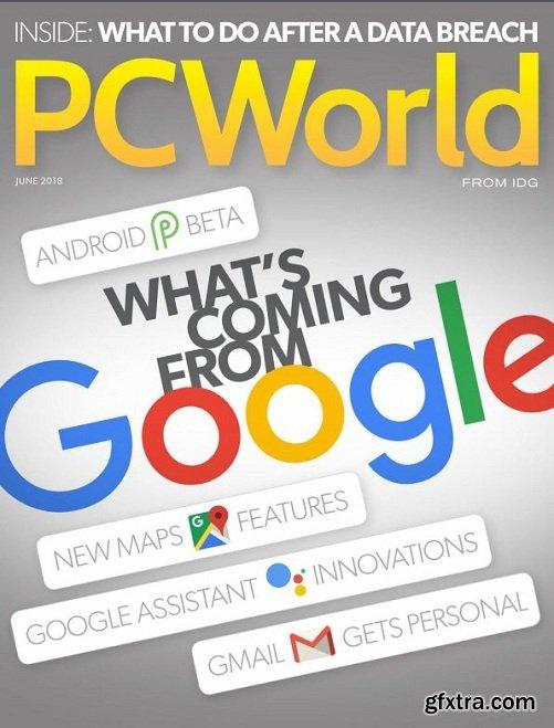 PCWorld - June 2018