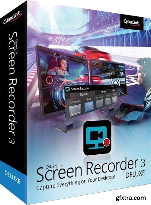 CyberLink Screen Recorder Deluxe 3.1.0.4287