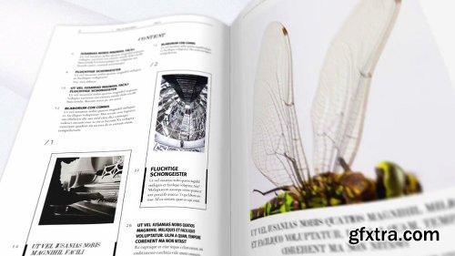 Videohive Book and Magazine Promo 21314752