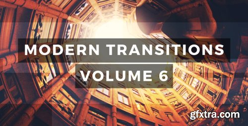 Videohive Modern Transitions 5 Pack Volume 6 20467329